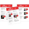 Full delaktighet i Almedalen -  onsdagens avslutande program