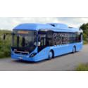 Volvo lanserar ljudlösa elbussar i Göteborg