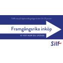 Träffa Silf på Upphandlingsdagarna den 24-25 januari på Stockholmsmässan.