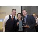 Scandic Hamburg Emporio gewinnt mit den ART ROOMS den ADAC Tourismuspreis 2018 in Hamburg