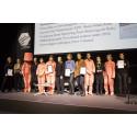 Enbart kvinnor i årets omgång av Form Award – och ett studentkollektiv