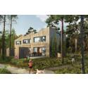 Skiss från Titania Bygg & VVS AB, en av de vinnande anbudsgivarna för Kristineberg.