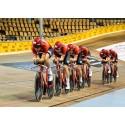 Danmark sætter banerekord og kører guldfinale i Colombia