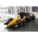 Nyt dansk Formel 1 håb hos Renault