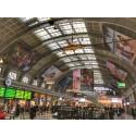 TUI inspirerar till att resa på Centralstationen i Stockholm