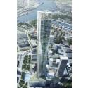 Nordens högsta byggnad ett steg närmare förverkligande.