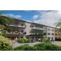 Tornstaden bygger nytt äldreboende för Eirhem i Mölnlycke