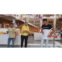 Pressinbjudan: Sommarskolan för nyanlända avslutas