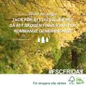 Globalt firande av världens skogar