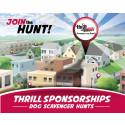 Sponsorship Opportunities - Dog Scavenger Hunt
