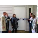 Projektinvigning av 248 studentbostäder i Solna