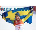 En av Sveriges största utförsåkare avslutar karriären