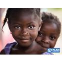 Snart läslov! Boktjänsten Nextory inleder samarbete med Plan International för att öka ungas läsande
