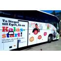 Starta Eget-bussens turnéplan 19-29 april – för fler nya livskraftiga företag!