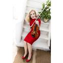 Violinist Christine Pryn åbner Musica Polonica Nova – den polske festival for samtidsmusik i Wroclaw