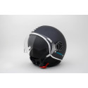 Graphene coated motorcycle helmet launched by Momodesign and Graphene Flagship partner IIT on show at Composites Europe