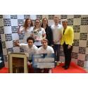 HidePark UB fra Trondheim er Norges beste Ungdomsbedrift 2016