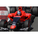 QNET sponsored Marussia F1 Team Show Car stops off in Egypt