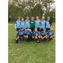 Drengeholdet fra HHX vandt B-finalen til DM i fodbold