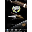 Knivakademiens App, nu med Quiz