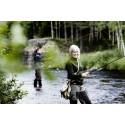 Fishing, Vemdalen