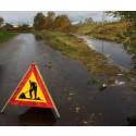 Ny utredning om skyfall pekar ut riskområden i Ängelholm
