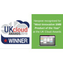 Our expertise on the SMB market is recognised through UK Cloud Awards win