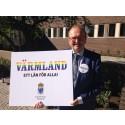 #NATURLIGTVIS deltar Länsstyrelsen i Värmland Pride