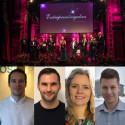 Founders Alliance har glädjen att presentera finalisterna till Årets Unga Entreprenör 2019