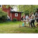 Visning av ryttartorpet i Järlåsa