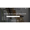 Ny plattform vill förenkla för arkitekter och slutkunder att välja nordiska leverantörer