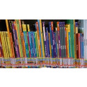 Book sale at Aberlour library