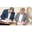 Ny spetskompetens till polisutbildning i Borås via signerat samarbete