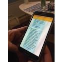 SMS-system förenklar information om samhällsstörningar