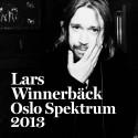 Lars Winnerbäck släpper livekonsert på Spotify