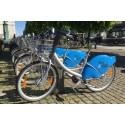 Inbjudan till pressträff om vem som får driva nästa lånecykelsystem i Göteborg och Mölndal