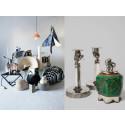 Händer på Nationalmuseum Design under Stockholm Furniture & Light Fair