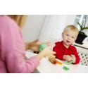 Fortsatt stor efterfrågan på barnpassning trots sänkt RUT-avdrag