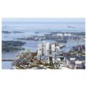 KONE to deliver elevators to Finland's tallest development in Helsinki