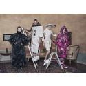 Beckmans modestudenter tolkar couturen i internationell modeutställning