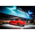 Bridgestone och Mercedes i nära samarbete kring nya A-Klass