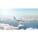 Icelandair blir första flygbolaget att erbjuda höghastighetsanslutning till Internet och streaming ombord.