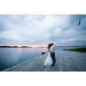 Bröllop på västkusten 0 meter från havet