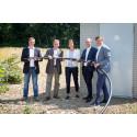 Paderborn: Deutsche Glasfaser startet in Kooperation mit VegaSystems den flächendeckenden Glasfaserausbau der ersten 6 Gewerbegebiete