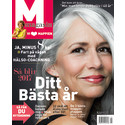 Omslag M-magasin