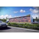 YIT:n Motorcenterit jatkavat kasvuaan - jo kuudes Motorcenter harjakorkeuteen Espoonlahdella