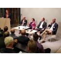 Th1ng i paneldebatt med Com Hem, Zitius(Telia) och Svenska stadsnätsföreningen