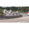 Danske bilers dæk skaber farlige situationer på tyske motorveje