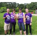 Survivors take a Step Out for Stroke in Bedford