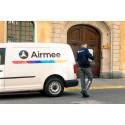 Adlibris nya tjänst Adlibris Go tar fart med Airmees snabba hemleveranser